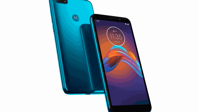 Motorola Moto E6 Play leaked renders show updated design, glossy back