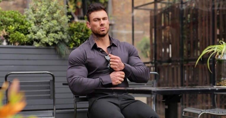 Global fitness Icon Arnold Vosloo Spills the Beans about His Fitness Journey - Digpu