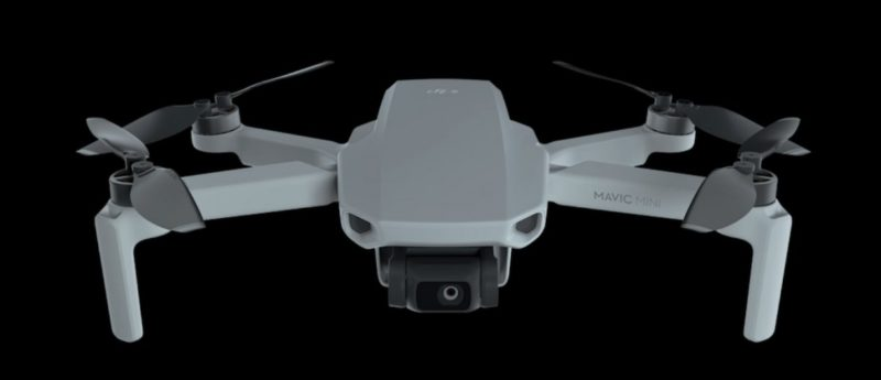 DJI launches smallest Mavic drone yet