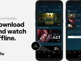 Hulu users can now download on Android devices
