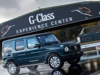 Mercedes Benz to build zero-emission G-Class EV