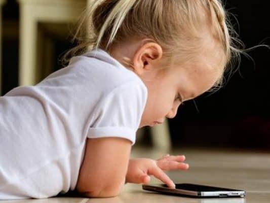 More than half of 11-year-olds have smartphones: Study