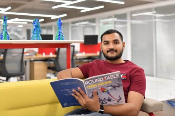 Scrawled Stories is more than just a passion for Krunal Patel - Digpu
