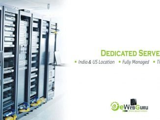eWebGuru Provides Dedicated Server Hosting with Add-on Features