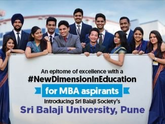 Sri Balaji Society proudly announces Sri Balaji University Pune (SBUP) - Digpu