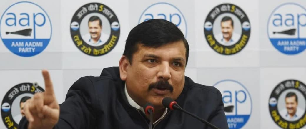 AAP Slams EC For Not Revealing Delhi's Final Poll Percentage - Digpu