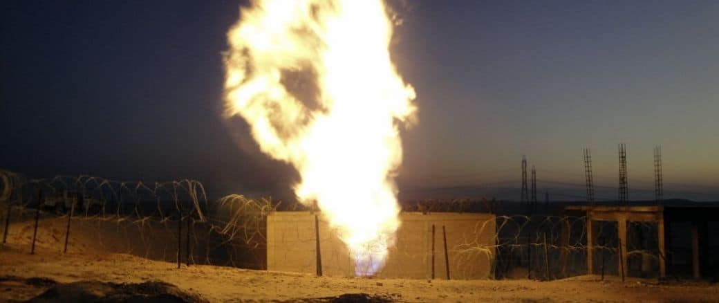 Israel on reports of an attack on Egypt pipeline