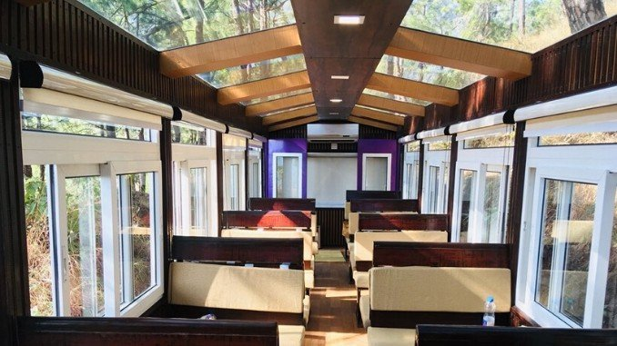 117-Year-Old Kalka-Shimla Heritage Line Attracting Tourists In HP - Digpu