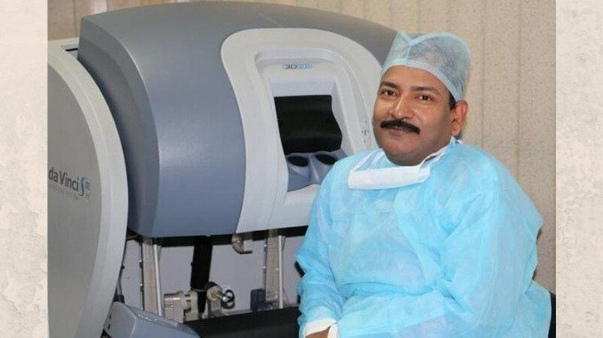 Health News Digpu - We Should Restart Elective Laparoscopic and Robotic Surgery, says Dr R K Mishra , Covid-19, Elective Surgeries, World Laparoscopy Hospital