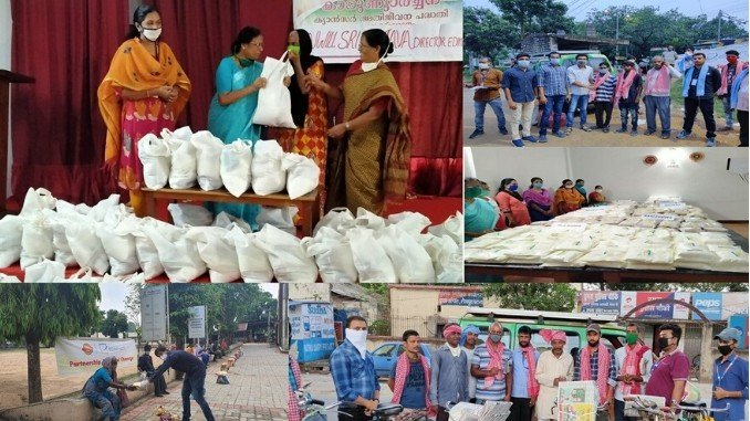 Edimpact helps the community to fight against COVID-19 - Digpu