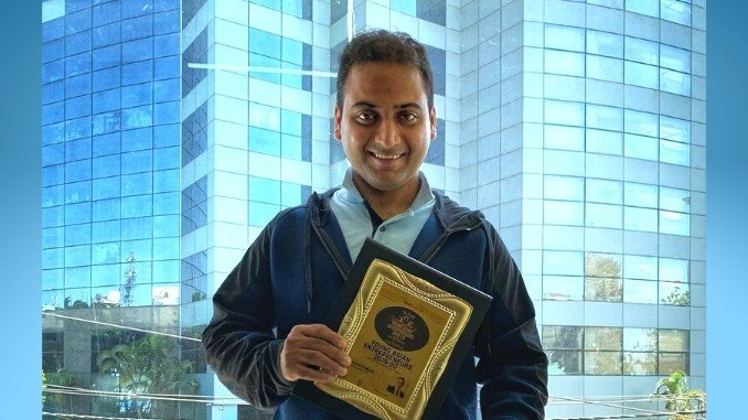 ClickOnCare CEO triumphs Young Asian Entrepreneur of the Year 2019-20 - Entrepreneurs News Digpu