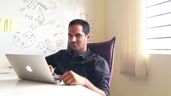 How an Indian small-town boy built a 15 Million $ EdTech Start-up
