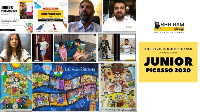Shriram Automall Has Been Spreading Smiles And Happiness Through Junior Picasso 2020