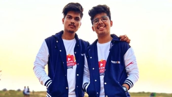 India's first duo gaming channel 'TWO-SIDE GAMERS' hits 5-million subscribers on YouTube - Digpu News