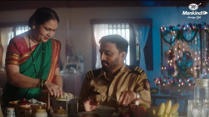 Mankind Pharma's latest Ganesh Chaturthi advertisement shows real India - Digpu News