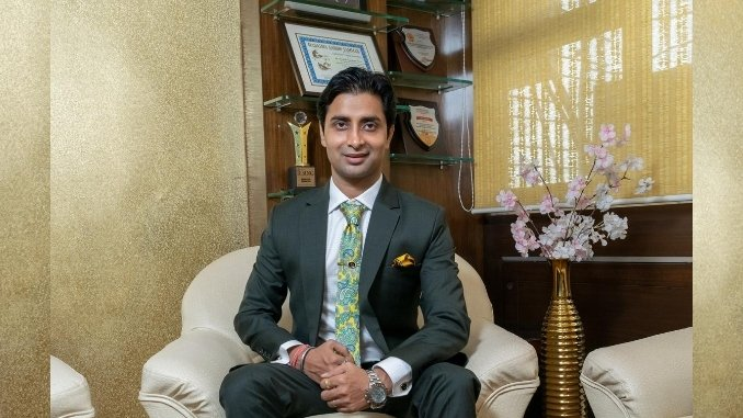 Meet the skilful and acclaimed achiever, Advocate Aashutosh Srivastava - Digpu News