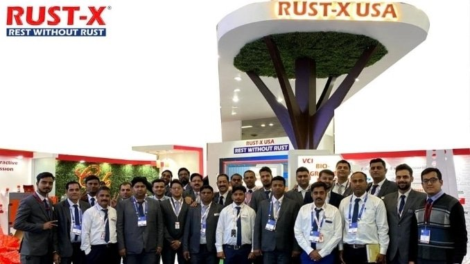 Rust-X provides nonpareil Corrosion Prevention Solutions across steel and automotive industries - Digpu News
