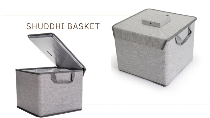 Arista Vault's Shuddhi Basket Helps You Be Safe And Enjoy Festivities - Digpu News