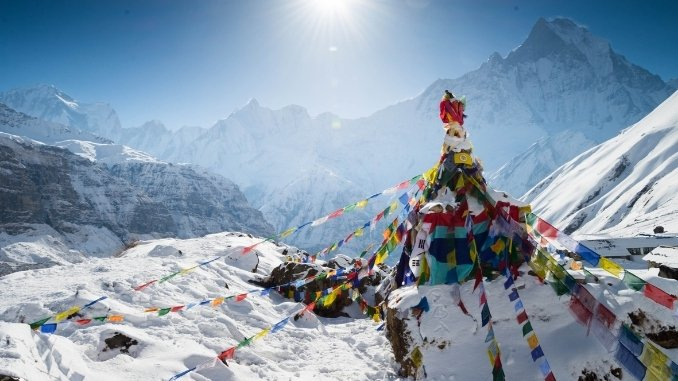 Tourist have begun to flock to hilly regions of Nepal as winter approaches