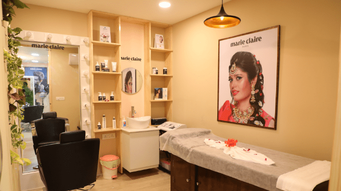 Marie Claire Paris Launches Third Salon and Wellness Centre in Bengaluru India - Business News Digpu
