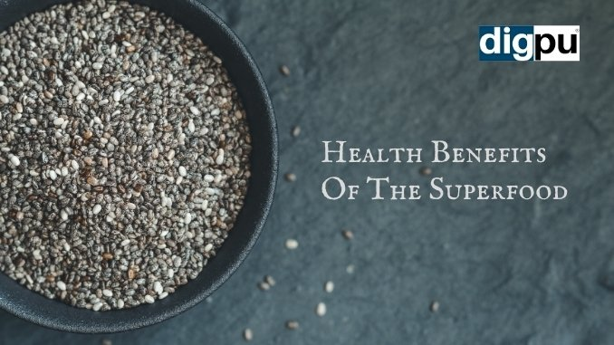 Are you eating your Chia Seeds right? Check out now. - Digpu