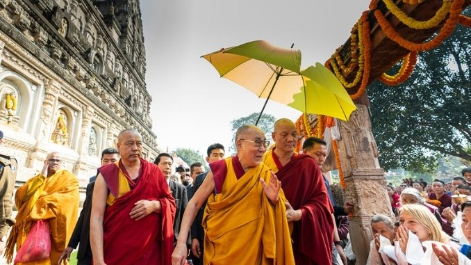 Dalai Lama supports endorsement of UN banning nuclear weapons