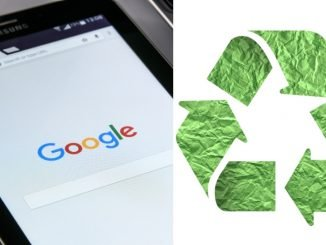 Made by Google items practice environmental safety with reused materials