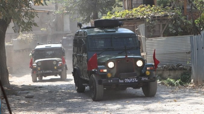 Gunfight in southern Kashmir leaves three Hizb militants dead