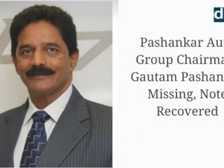 Leading Businessman Gautam Pashankar missing since 2 days, missing complaint filed - Digpu News