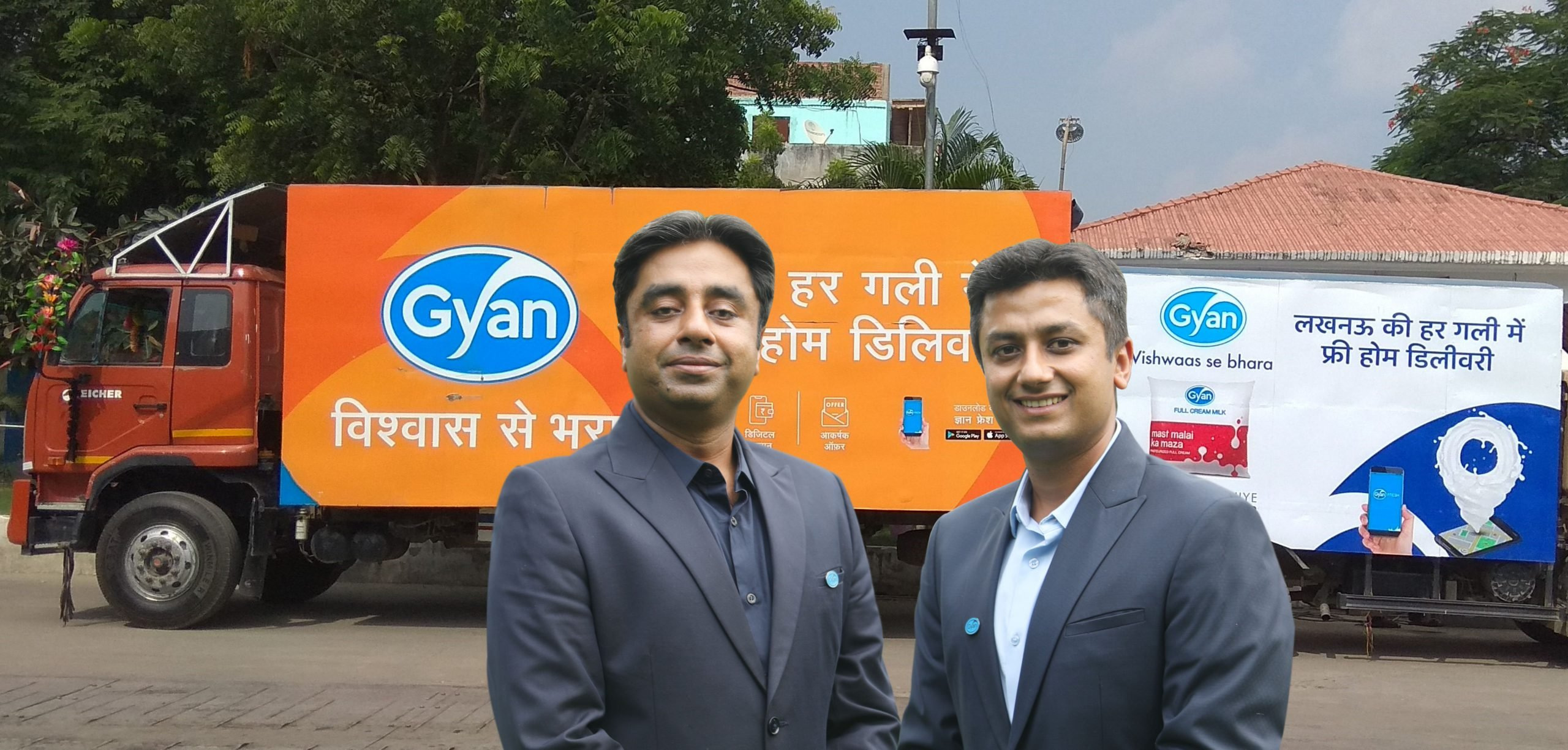 Gyan Dairy is disrupting dairy industry with its new-age technology and consumer centric approach