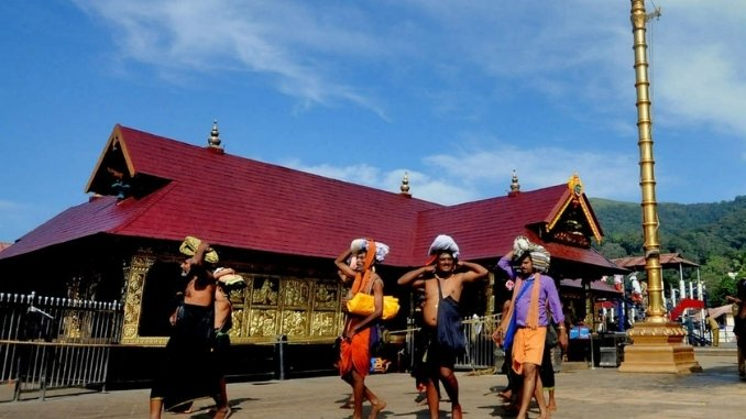 COVID-negative proof must to enter Sabarimala temple