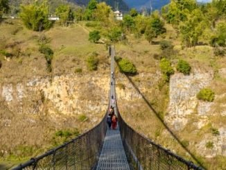 Uttarakhand's Dharchula opens for Nepali nationals by reopening International Suspension Bridge