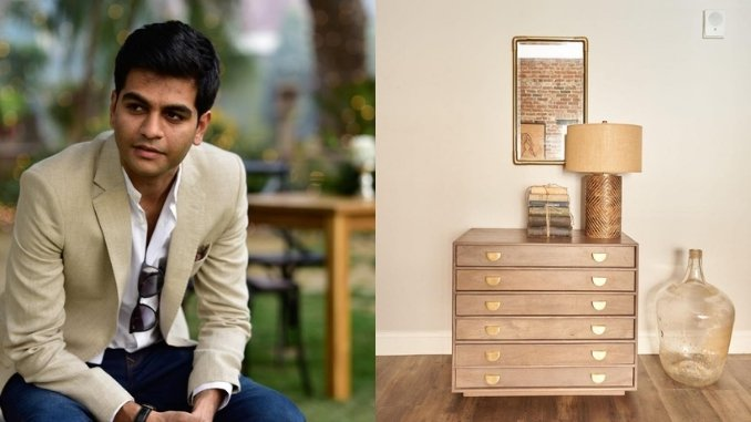 Millennial on a Mission to make India a World-Leader in Furniture Manufacturing - Digpu