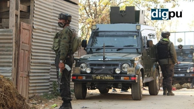 Two LeT militants killed, one surrenders in J&K's Pampore - Digpu News