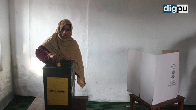 DDC Elections J&K records 51.7 percent voting in Phase 1 - Digpu