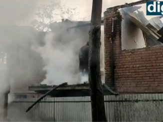 Four residential houses gutted in J&K's Shopian - Digpu News