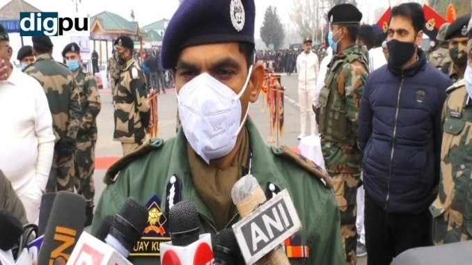 Nagrota Gunfight IGP Jammu says heavy ammunition recovered and big plans foiled - Digpu News