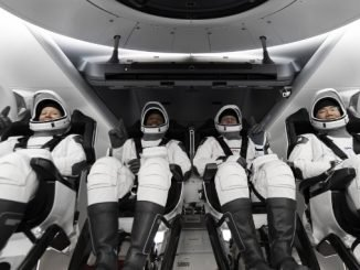 SpaceX Launches 4 Astronauts in Space, SpaceX's First Human Attempt