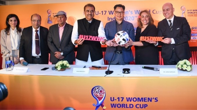 FIFA U-17 Women's World Cup 2022 to Take Place in India