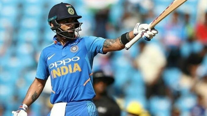 BCCI twitted Virat Kohli's video with the tagline, 'Timing them to Perfection'