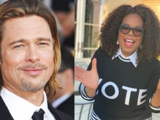 Brad Pitt and Oprah collaborate to create a variation of 'The Water Dancer'