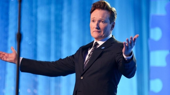 Conan O'Brien will end his late-night show by June 2021