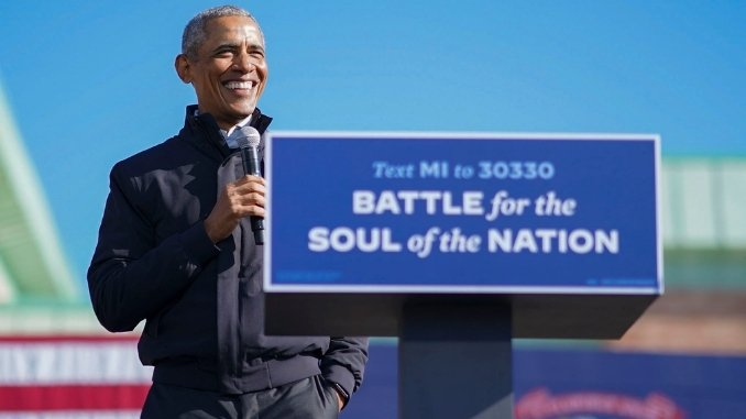 Barack Obama to Appear in 'Jimmy Kimmel Live' on Thursday Night