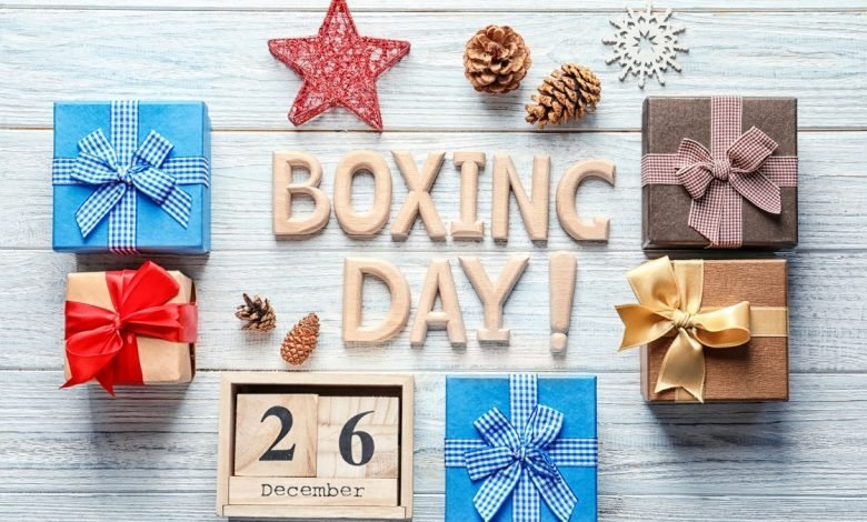 December 26th: Boxing Day - The Day After Christmas - Digpu