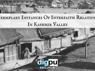 Exemplary Instances Of Interfaith Relations In Kashmir Valley - Digpu News