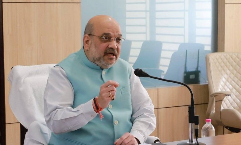 Amit Shah meets civil society organizations in Imphal to understand issues - Digpu