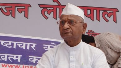 Anna Hazare to launch an agitation in support of farmers -Digpu