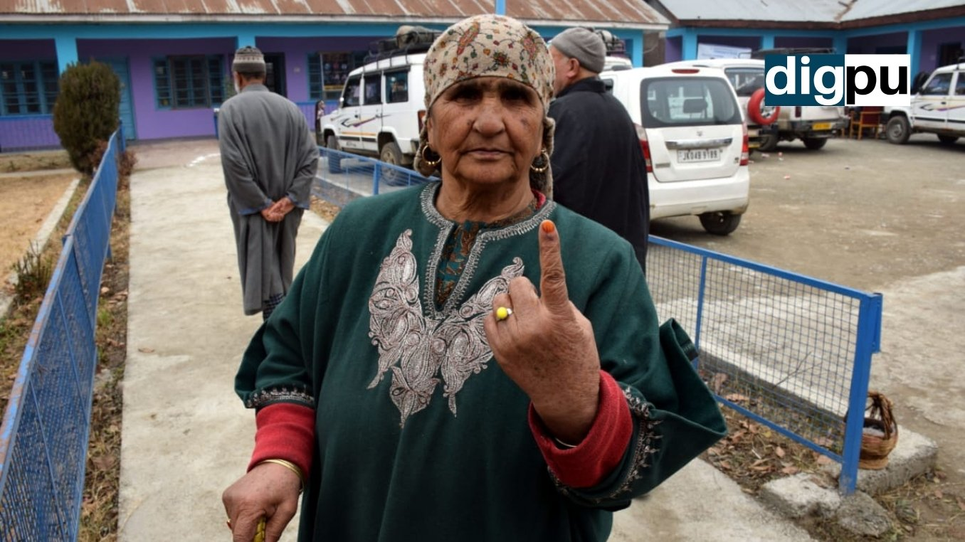 DDC Polls : PAGD leaders drawing some voters as Pulwama records low turnout - Digpu News