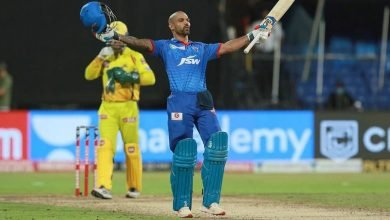Dhawan wishes luck to the team Indian against Australia - Digpu