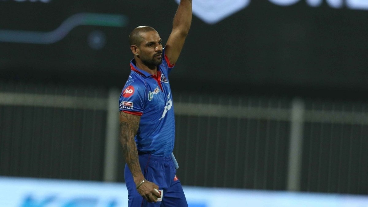 Shikhar Dhawan wishes luck to the team India against Australia